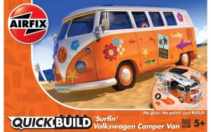 Airfix J6032 Quickbuild - VW Camper Surfin