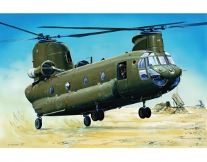 Trumpeter 01622 Helikopter CH-47 D Chinook - 1:72