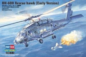 Hobby Boss 87234 Helikopter HH-60H Rescue hawk (Early Version) - 1:72