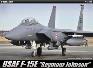 USAF F-15E Seymour Johnson 1:48