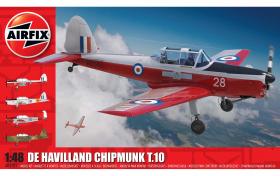 Airfix A04105 de Havilland Chipmunk T.10 - 1:48