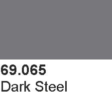 Mecha Color 69065 Dark Steel