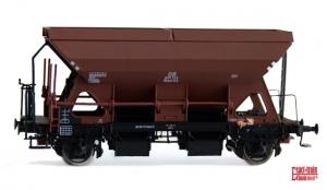 Exact-Train EX20051 Wagon samowyładowczy Otmm 52 z hamulcem ręcznym Nr. 601 133, DB, Ep. IIIb