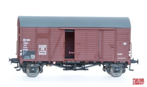 Exact-Train EX20202 Wagon towarowy kryty Oppeln Gmrs30 EUROP, DB, Ep. III