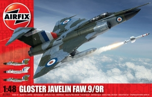 Airfix A12007 Gloster Javelin FAW.9/9R 1:48