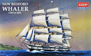 Academy 14204 Bedford Whaler