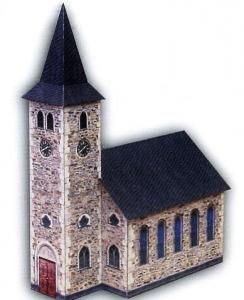 Heki 10100 Citiline - Kościół