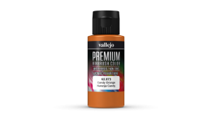 Vallejo 62073 Premium Color 62073 Candy Orange