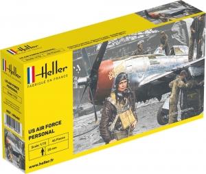 Heller 49648 Figurki - Obsługa USAAF - 1:72