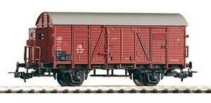 Wagon towarowy kryty Gr 20, DB, Ep. III