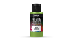 Vallejo 62039 Premium Color 62039 Green Fluo