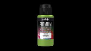 Vallejo 62039 Premium Color 62039 Green Fluo