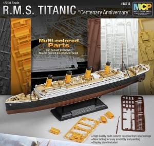 Academy 14214 R.M.S. Titanic Centenary Anniversary - MCP