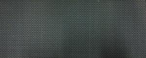 Mur z szarej cegły H0/TT 50x20 cm