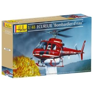 Heller 80485 AS 300 Ecureuil Securite Civile