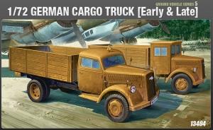 Opel Blitz - German cargo truck