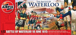 Airfix A50174 Gift Set - Battle of Waterloo 1:72