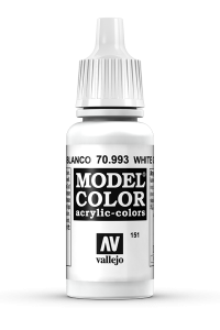 Vallejo 70993 Model Color 70993 151 White Grey