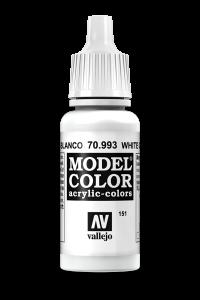 Vallejo 70993 Model Color 70993 151 White Grey