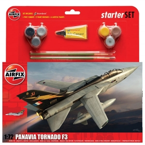 Starter Set - Panavia Tornado F3 1:72
