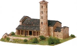 Aedes Ars 1108 Kościół Santa Coloma 1:50