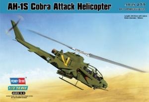 Hobby Boss 87225 Helikopter AH-1S Cobra - 1:72