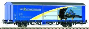 Wagon towarowy kryty MWB, Ep. V