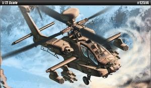 Academy 12514 AH-64D Block II Early Version