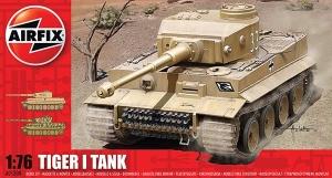 Tiger Tank 1:76
