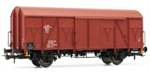 Rivarossi HRS6265 Wagon towarowy kryty Gkks-tx 21 51 143 9 982-5 PKP, Ep. IVc