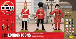 Airfix A50131 Gift Set - London Icons 1:12