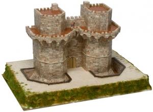 Wieże Torres de Serrano 1:180