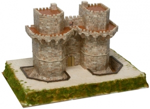 Aedes Ars 1251 Wieże Torres de Serrano 1:180