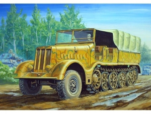 Trumpeter 07203 Sd.Kfz.9 18to FAMO - 1:72