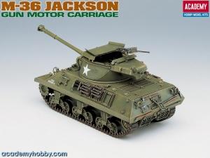 M-36 Jackson U.S. Tank Destroyer