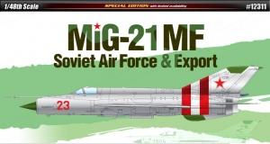 MiG-21MF Soviet Air Force & Export 1:48