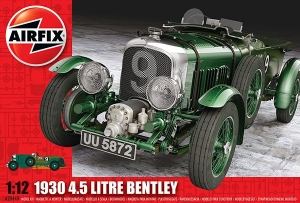 Bentley 4,5 litre 1930 1:12