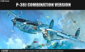 P-38 E/J/L Lighting 1:48