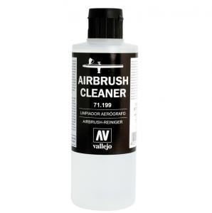 Vallejo 71199 Airbrush Cleaner 200 ml - Płyn do czyszczenia aerografu