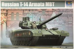 Trumpeter 09528 Rosyjski czołg T-14 Armata Object 148 - 1:35