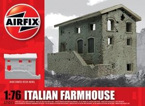 Airfix A75013 Ruiny budynku WWII - Dom wiejski - Włochy 1:76