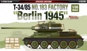 T-34/85 No.183 Factory Berlin 1945 1:35