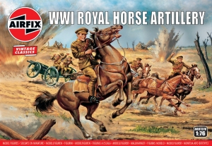 Airfix A00731V WW1 Royal House Artillery - 1:76