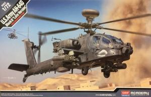 Academy 12551 US ARMY AH-64D Block II Late version, 1:72