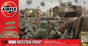 WWI The Western Front 1:76