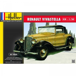 Heller 80724 Renault Vivastella 1:24