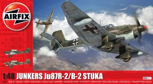 Airfix A07115 Junkers JU87B-2/R-2 - 1:48
