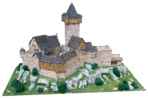 Aedes Ars 1001 Burg Falkenstein 1:87