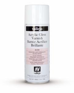 Vallejo 28530 Spray 400 ml Gloss Varnish