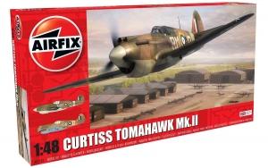Airfix A05133 Curtiss Tomahawk MK.IIB 1:48